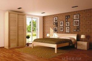 Спальня Элегия - Мебельная фабрика «МЭБЕЛИ»