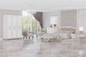 Спальня Элен 1 - Мебельная фабрика «МСТ. Мебель»