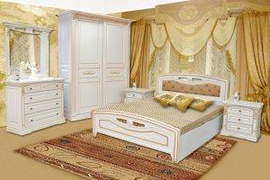Спальня Елизавета 2 - Мебельная фабрика «Прометей»