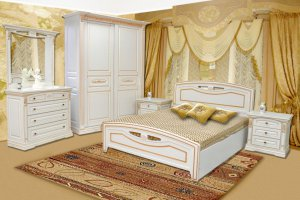 Спальня Елизавета - Мебельная фабрика «Прометей»
