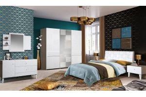 Спальня Энигма  КМК 0661 - Мебельная фабрика «Калинковичский мебельный комбинат»