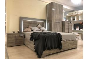 Спальня Эвелин - Мебельная фабрика «Меридиан»