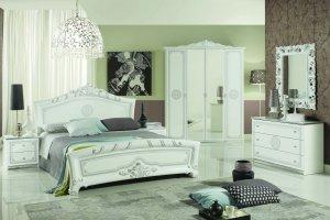 Спальня Европа серебро - Мебельная фабрика «Меридиан»