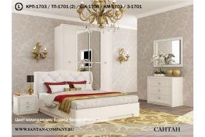 Спальня Эйми - Мебельная фабрика «САНТАН»