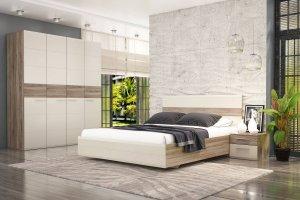 Спальня современная Филадельфия - Мебельная фабрика «Столлайн»