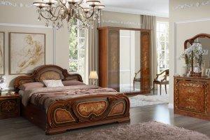Спальня Флоренция - Мебельная фабрика «Шатура»