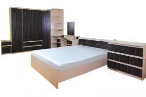 Спальня Гармония 1 - Мебельная фабрика «Фато»