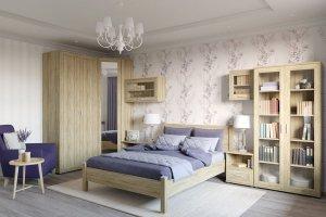 Спальня Гарун-К 2 - Мебельная фабрика «Уют сервис»