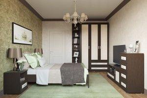 Спальня Гарун-К 4 - Мебельная фабрика «Уют сервис»