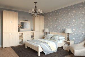 Спальня Гарун-К 5 - Мебельная фабрика «Уют сервис»