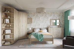 Спальня Гарун-К 6 - Мебельная фабрика «Уют сервис»