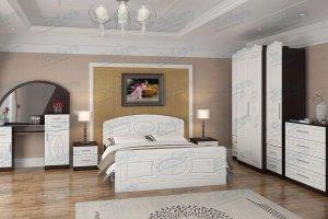 Спальня Глория 2 - Мебельная фабрика «Январь»