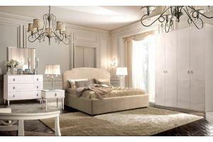Спальня глянцевая Римини - Мебельная фабрика «Ярцево»