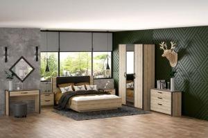 Спальня Гранж - Мебельная фабрика «Яна»