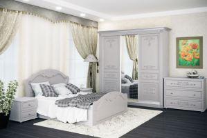 спальня Италия - Мебельная фабрика «Комодофф»