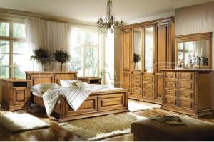 Спальня из массива Verdi - Мебельная фабрика «Rila»