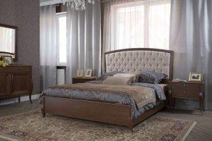 Спальня из натурального дерева Primavera - Мебельная фабрика «Манн-групп»