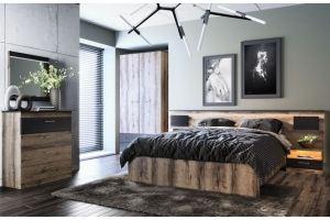 Спальня JAGGER - Мебельная фабрика «АНРЭКС»
