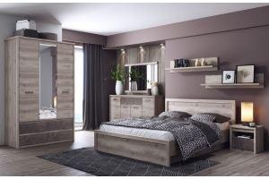 Спальня Jazz - Мебельная фабрика «АНРЭКС»