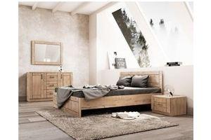Спальня Кантри -18 - Мебельная фабрика «Континент»