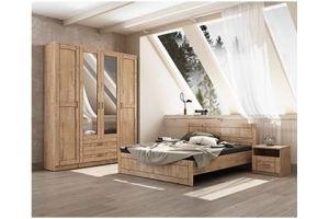 Спальня Кантри -20 - Мебельная фабрика «Континент»