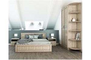 Спальня Кантри -21 - Мебельная фабрика «Континент»