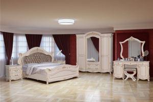 Спальня Касандра - Мебельная фабрика «Кубань-мебель»