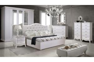 Спальня классическая Амели 3 - Мебельная фабрика «Ярцево»