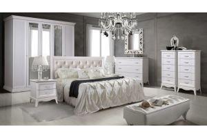 Спальня классическая Амели 2 - Мебельная фабрика «Ярцево»