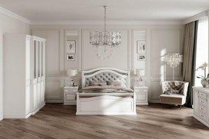 Спальня классическая Флоренция - Мебельная фабрика «ЯВИД»