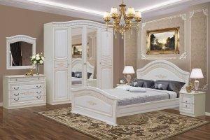 Спальня классическая Лорена - Мебельная фабрика «Аристократ»