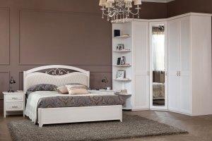 Спальня классическая Сахара - Мебельная фабрика «Манн-групп»