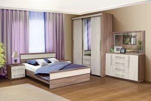 Спальня Классика 5 - Мебельная фабрика «Аджио»