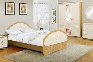 Спальня Классика 6 - Мебельная фабрика «Аджио»