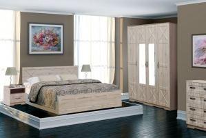 Спальня Классика 7 - Мебельная фабрика «Аджио»