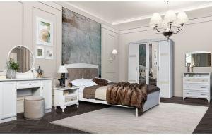 Спальня Клауди - Мебельная фабрика «Заречье»