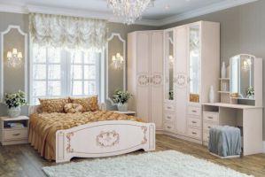 СПАЛЬНЯ КОРОЛЛА - Мебельная фабрика «Северная Двина»