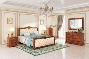 Спальня Ла Скала - Мебельная фабрика «Уфамебель»