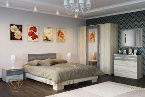 Спальня Лагуна-2 - Мебельная фабрика «Северная Двина»