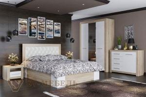 Спальня Лагуна-6 - Мебельная фабрика «Северная Двина»