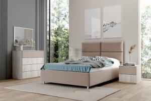 Спальня Лаунж 10 - Мебельная фабрика «Континент»