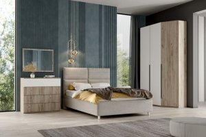 Спальня Лаунж 11 - Мебельная фабрика «Континент»