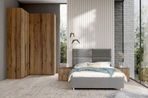 Спальня Лаунж 12 - Мебельная фабрика «Континент»