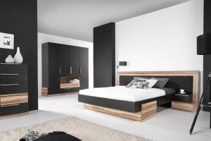 Спальня ЛДСП 001 - Мебельная фабрика «МИКС»