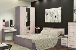 Спальня ЛДСП 008 - Мебельная фабрика «МИКС»
