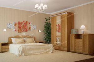 Спальня ЛДСП 1 - Мебельная фабрика «Контур»