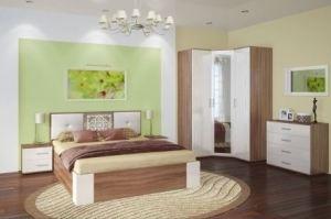 Спальня ЛДСП Гавана 2 - Мебельная фабрика «М-Сервис»