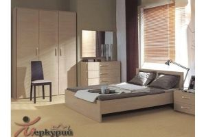 Спальня ЛДСП Камилла - Мебельная фабрика «Меркурий»