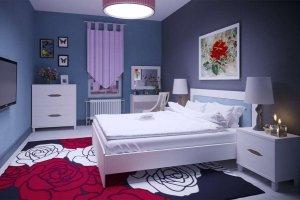 Спальня ЛДСП Капри 10 - Мебельная фабрика «Эльба-Мебель»