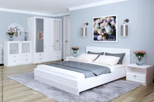 Спальня Легенда - Мебельная фабрика «Ольга»